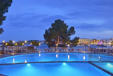 Swimming pool Alua Miami Ibiza Hotel Ibiza