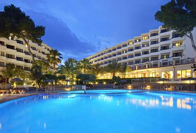 Pool View Alua Miami Ibiza Hotel Ibiza
